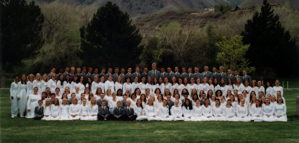 Utah Valley Children's Choir
