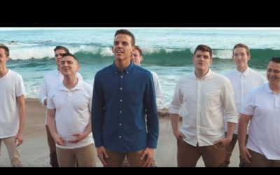 BYU Vocal Point Goes the Distance in New Music Video