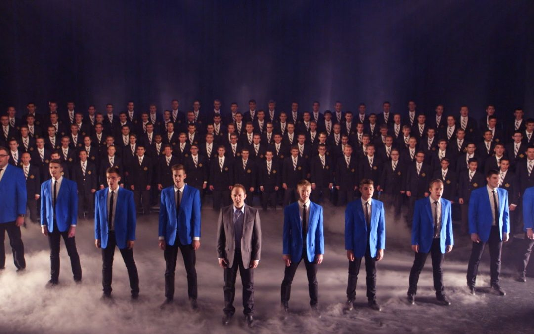 """BYU Vocal Point's Rendition of """"Nearer My God to Thee"""" Touches the Land of Kenya"""