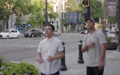 "James the Mormon and David Archuleta ""Workin"" to Spread Gospel Message"