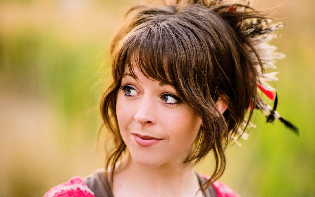 lindsey stirling s dazzling performance at lollapalooza 2016