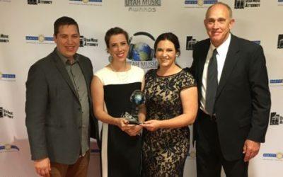 Cedar Breaks Wins at 2016 Utah Music Awards