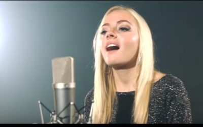 """Madilyn Paige's Dynamic Cover of """"The Greatest"""" by Sia"""