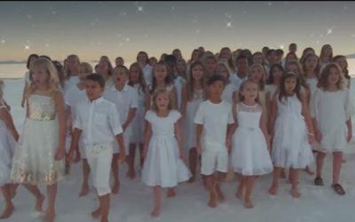 "One Voice Children's Choir's Rousing Cover of Rihanna's ""Diamonds"""
