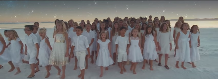 "One Voice Children's Choir's Rousing Cover of Rihanna's ""Diamonds"""