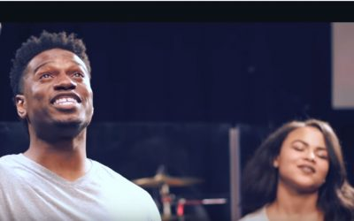 "Yahosh Bonner and Jalyn Macedone's Rousing Cover of ""He Still Loves Me"""