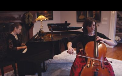 "Monica Scott and Sarah Arnesen Create Beautiful Music ""In the Bleak Midwinter"""