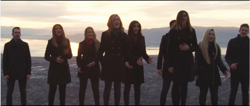 Spark Singers Testify in Song that Christ is the Hope of the World