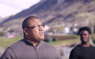 """Yahosh Bonner and Abraham Thomas – Testimony in Song – """"You Raise Me Up"""""""