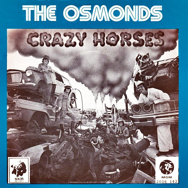 OSMONDS - CRAZY HORSES LYRICS - SONGLYRICS.com