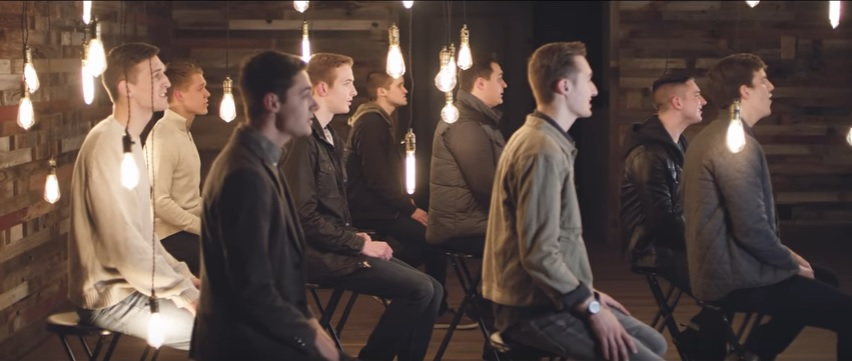 BYU Vocal Point - It Is Well with My Soul