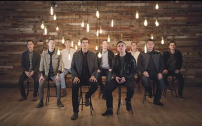 "BYU Vocal Point's Soul-Stirring Rendition of ""It Is Well with My Soul"""