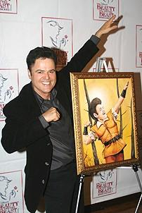 Donny Osmond - Beauty and the Beast