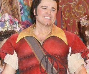 "Donny Osmond, Broadway, and ""Beauty and the Beast"""