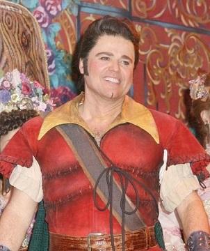 Donny Osmond - Gaston - Beauty and the Beast