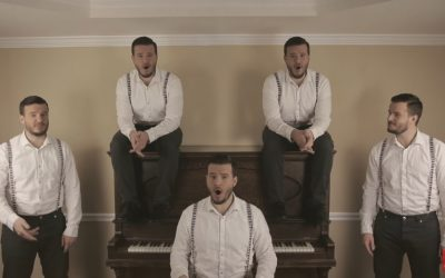 Jared Halley's Impressive A Cappella Mashup of 19 Billy Joel Songs