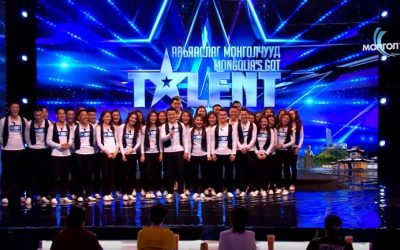 LDS Mongolian Choir Impress Judges on Mongolia's Got Talent TV Show