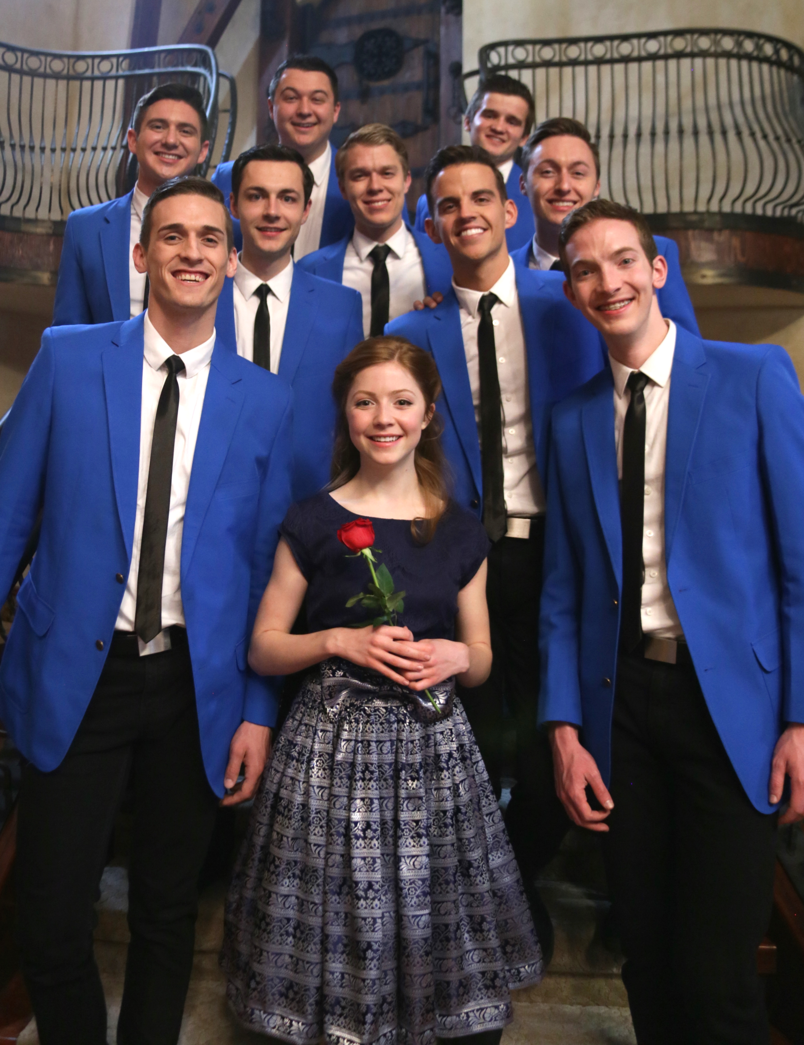 BYU Vocal Point and Lexi Walker - Beauty and the Beast