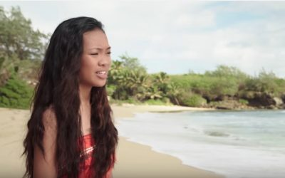 Working with Lemons Presents Disney's Moana in Real Life