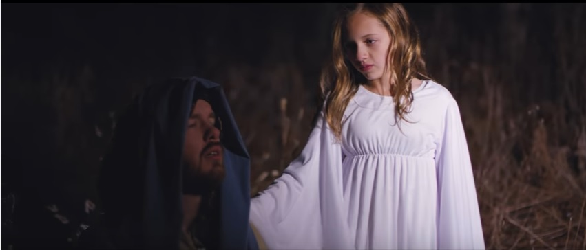 Kenya Clark Shares Her Testimony of the Savior with the Song Gethsemane