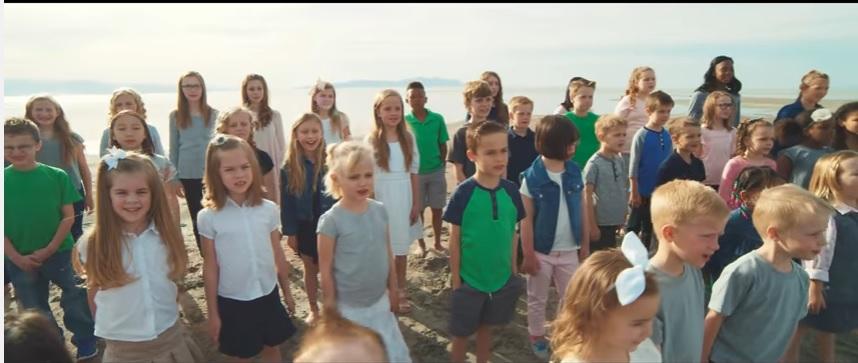 Monica Scott and Anji Branch Create Beautiful Primary Song