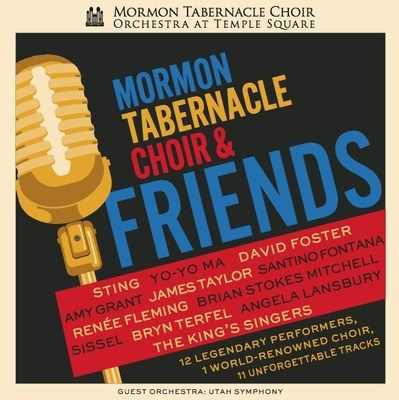 The Mormon Tabernacle Choir and Orchestra at Temple Square Announce New Album