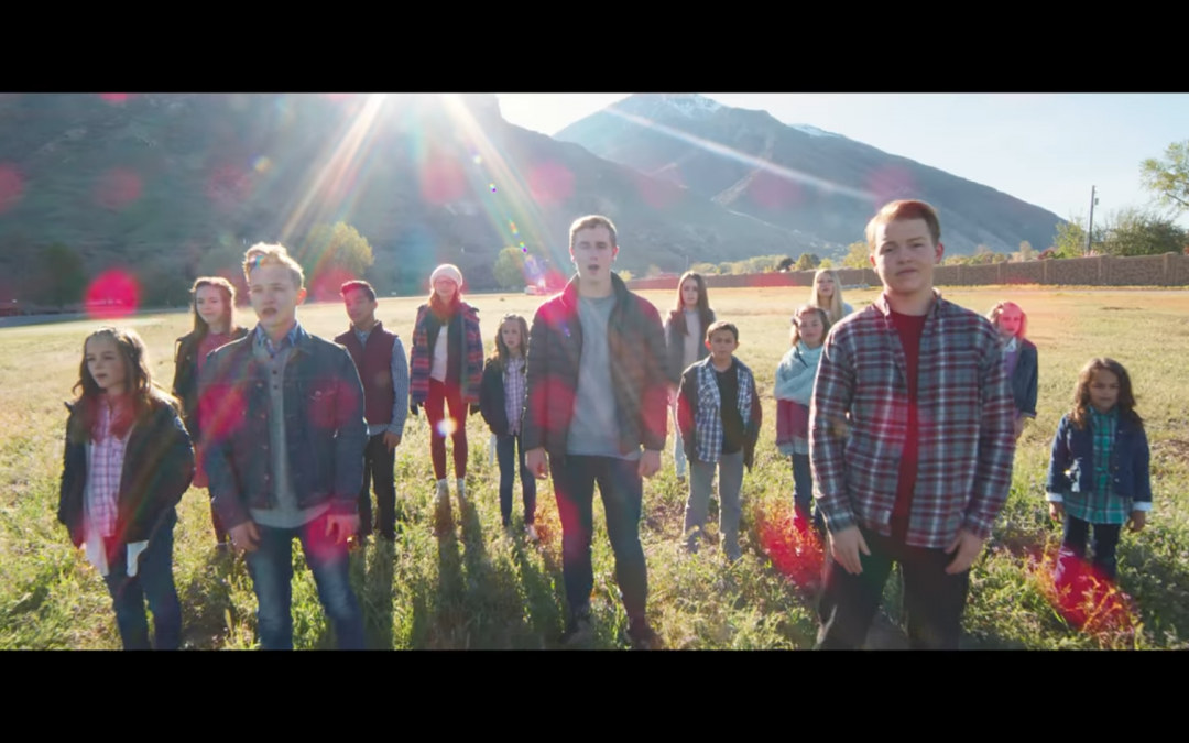 "One Voice Children's Choir Releases Anti-Bullying Music Video ""You Will Be Found"""