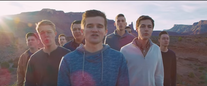 BYU Vocal Point - You Will Be Found