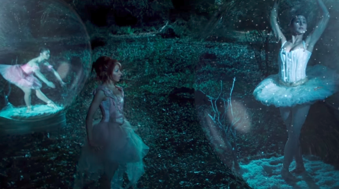 "The Deeper Meaning behind Lindsey Stirling's Viral Music Video ""Lost Girls"""