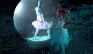 "Lindsey Stirling in ""Lost Girls"""
