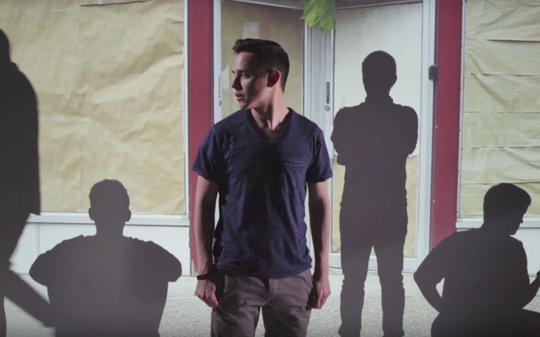 "David Archuleta Just Released His New Music Video, ""Up All Night"""