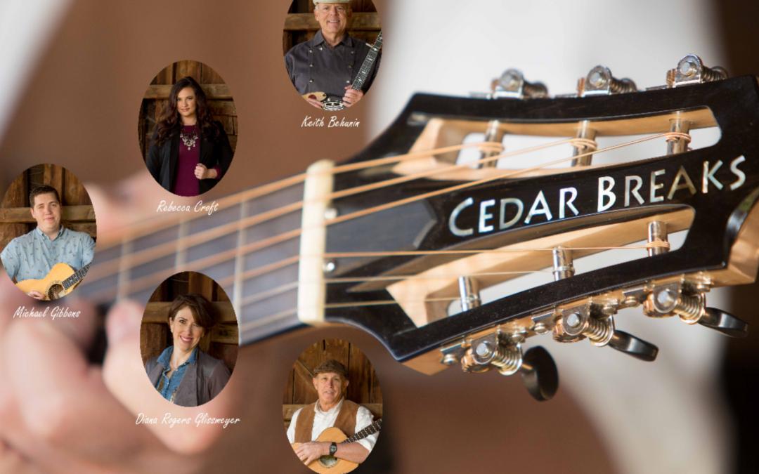 Cedar Breaks Releases Music Video for Award Winning Ayre