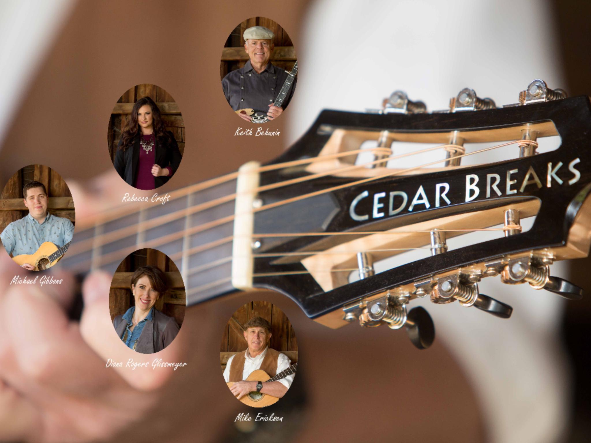 Cedar Breaks Band - Believe