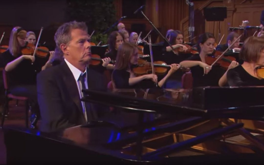 David Foster and the Mormon Tabernacle Choir