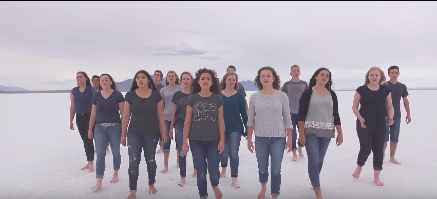 Maple Mountain Chamber Singers - Even When He is Silent