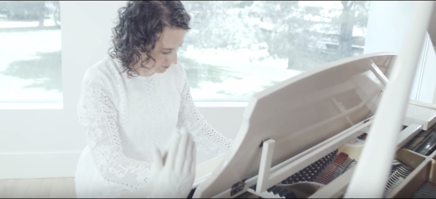 Monica Scott Composes Beautiful Arrangement of a Baptism Medley