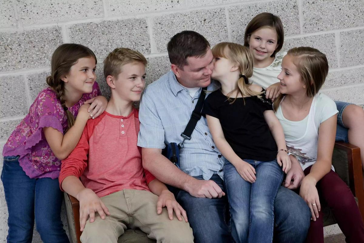Evie Clair's Family