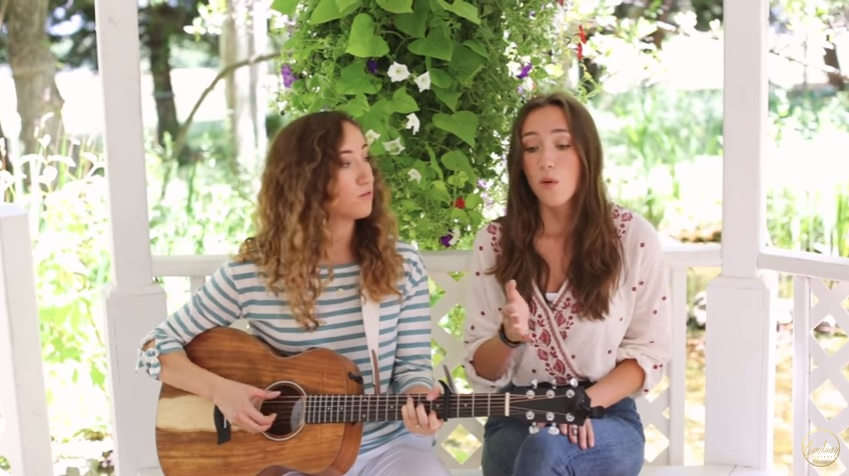 The Gardiner Sisters Release Catchy Mashup of 'No Promises' and 'Attention'