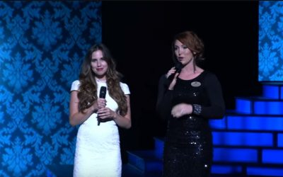 """Jessie Funk and Nikki Lloyd Dedicate the Song """"For Good"""" to Miss Utah 2017 Contestants"""