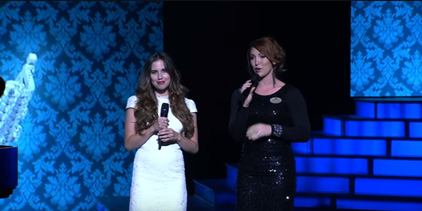 "Jessie Funk and Nikki Lloyd Dedicate the Song ""For Good"" to Miss Utah 2017 Contestants"
