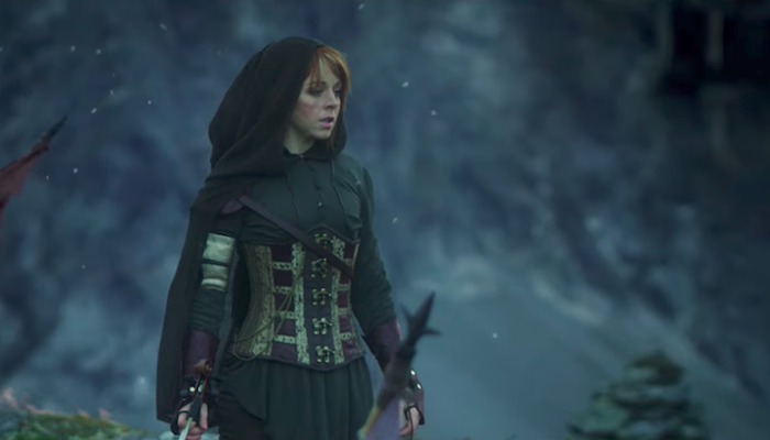 Lindsey Stirling is co-creating a new comic book series called Sparrow