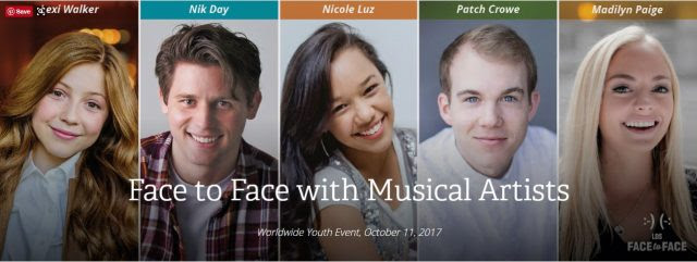 Face to Face With Musical Artists