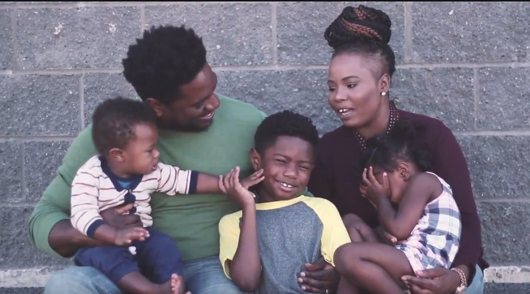 Yahosh Bonner Family - In Our City