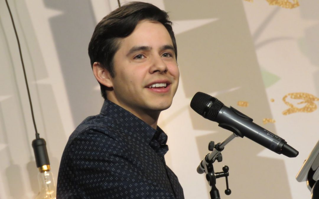 David Archuleta Announces Fall Tour Schedule and Return Trip to the Philippines