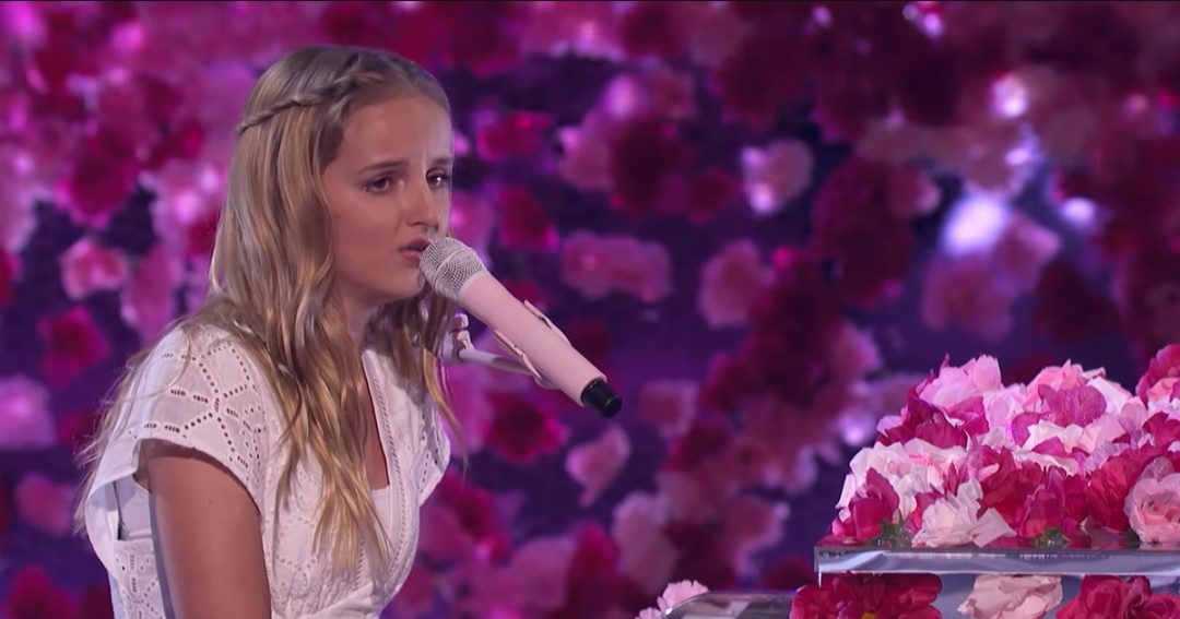 Evie Clair Wows Judges and Receives Praises for Her Semifinals Performance