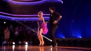 Lindsey Stirling and Mark Ballas - Dancing with the Stars