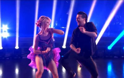 Lindsey Stirling Attributes Conservative Upbringing for Success on Dancing with the Stars