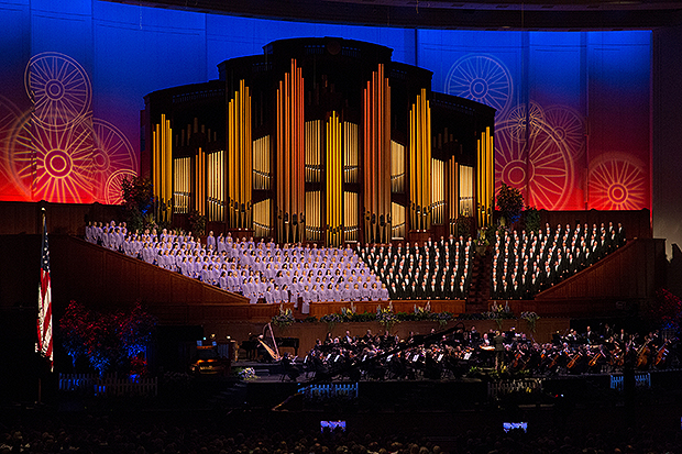Mormon Tabernacle Choir and Orchestra at Temple Square Announce 2018 Classic Coast Tour