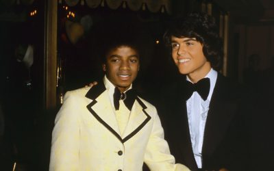 Donny Osmond Recounts Sweet Memories of His Friend Michael Jackson