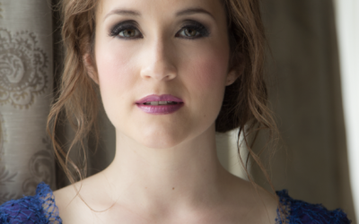 "Erin Morley Is Olympia in Jacques Offenbach's ""Les Contes d'Hoffmann"""